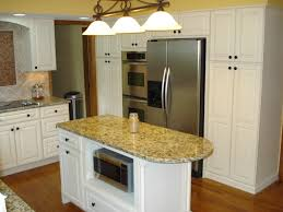 Kitchen Renovation Idea by Kitchen Cabinets Off White Cabinets With Dark Wood Floors Small