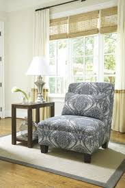 Paisley Accent Chair Design Paisley Accent Chair Ideas Features Rustic Wooden Floor And