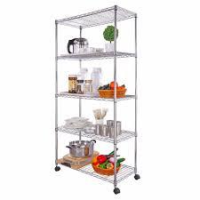 5 Shelf Wire Shelving Online Get Cheap Storage Unit Shelves Aliexpress Com Alibaba Group
