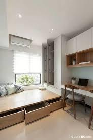 compact bed closet and desk space u2026 pinteres u2026