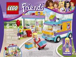 gift delivery lego friends heartlake gift delivery 41310 for 5