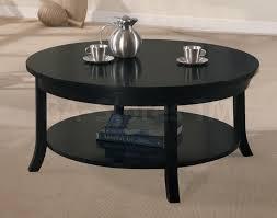 coffee table round black coffee table ideas