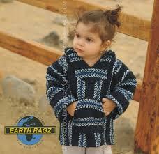 Mexican Rug Sweater Children U0027s Mexican Baja Hoodie 17 95 Earth Ragz