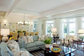 Warm Up With A Tour Of My Beach Cottage Honeybear Lane - Cottage family room