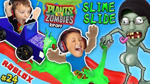 Hit The Floor Network - hit the roblox dr zomboss slime slide challenge fgteev