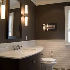 bathroom chair rail ideas black and white bathroom chair rail design ideas