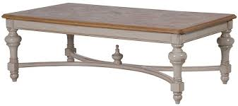 french style coffee table buy hshire french style grey painted coffee table with parquet