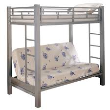 Bunk Futon Bed Modern Furniture Malmo Bunk Bed Futon Eurway