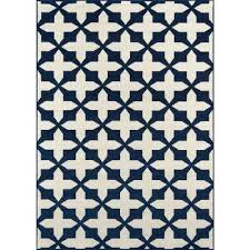 Outdoor Rug 6 X 9 6 X 9 Blue Outdoor Rugs Rugs The Home Depot