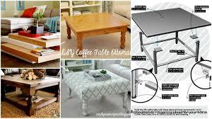 Simple Diy Desk by 101 Simple Free Diy Coffee Table Plans