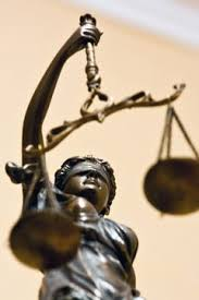 Justice Is Blind What Courses In High Are Needed For Criminal Justice Synonym