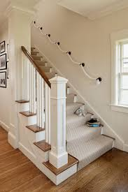 carpet runner for stairs living room contemporary with double