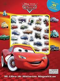 9786074042023 cars mi libro historias hagneticas cars bubble