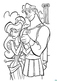 hercules coloring pages getcoloringpages com