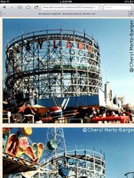 rockaway playland ny c 1951 my back pages pinterest