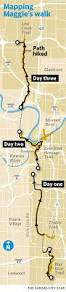 Kansas City Metro Map by Want To Hike Across Kc Maggie Finefrock Knows A Route The
