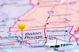 Louisiana On A Map by Usa Map Puzzle One Stateone Puzzle Piece Louisiana Baton
