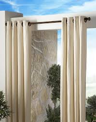 decorations awesome cotton grey curtain double window with cool