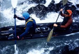 Rock Gardens Rafting Tandem Sea Kayak Tsunami Rangers