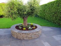 Raised Planter Beds by Raised Bed Gardening With Grey Sandstone Wall Limestone Wall