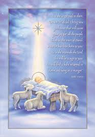 a savior has been born religious card by designer greetings