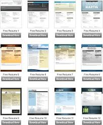 Best Free Resume Site by Best 20 Resume Templates Free Download Ideas On Pinterest