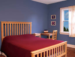 bedroom design fabulous wall paint colour combination blue and