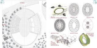 hitheater map architecture portfolio padua 2012 marco furlan