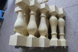 corrimano pvc sistemi di ringhiera della scala di fabbrica balaustre in cemento