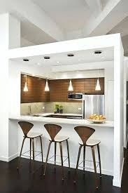 cuisine avec bar pour manger meuble bar separation cuisine americaine cuisine avec bar cuisine