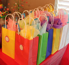 awesome goodie bags for birthday for interior designing