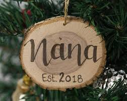ornament grandparent gift pregnancy announcement