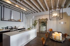 loft kitchen ideas dreambuilders designer lukas u0027 re designed kitchen design