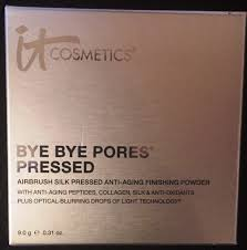 it cosmetics pressed bye bye pores now available yay