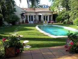 deco de charme villa art déco de charme avec piscine à béziers hérault