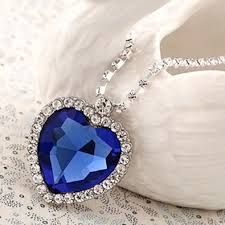 titanic necklace swarovski crystal images Buy lily jewellery royal blue heart of ocean titanic pendants jpg