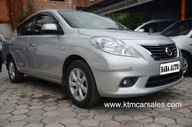 nissan sunny 2013 buy cars in kathmandu nepal