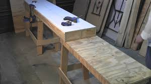 why you need to build a new portable modular work bench youtube
