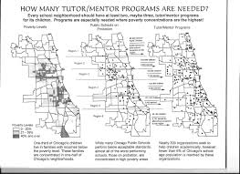 Study Of Maps Mapping For Justice Map Shows Population Changes In Chicago Since