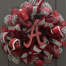 72 best alabama wreaths images on alabama wreaths