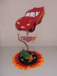 como hacer gorras de fomix del cars cars centro de mesa foami mary pinterest centros de mesa