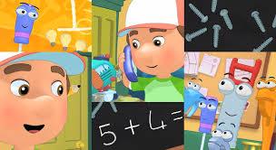 count handy manny maga animation studio