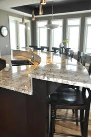 How Tall Is A Kitchen Island Kitchen Island Counter Bar Stools Height Best How Tall Should Be
