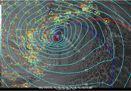 weather map ny hurricane