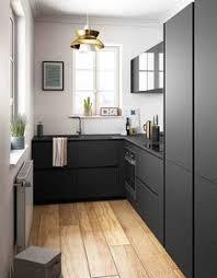small space kitchen design ideas modèles de cuisines kitchens matte black and interiors