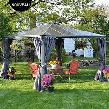 tonnelle de jardin avec moustiquaire les 25 meilleures idées de la catégorie rideaux pour tonnelle sur