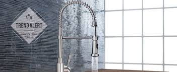 professional kitchen faucet trend alert semi professional kitchen faucet winnelson
