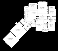 Traditional Home Floor Plans Mascord House Plan 2474 The Morristown