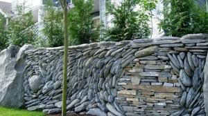 Front Garden Walls Ideas Front Garden Wall Design At Home Ideas