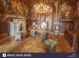 Neuschwanstein Castle Germany Interior Neuschwanstein Castle Interior Stock Photos U0026 Neuschwanstein